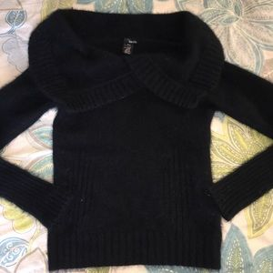 Black dressy Sweater